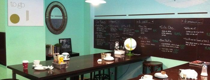 Demasié is one of Top BCN Tea Rooms.