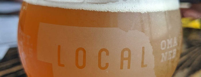 Local Beer, Patio & Kitchen is one of Lieux qui ont plu à Ray L..