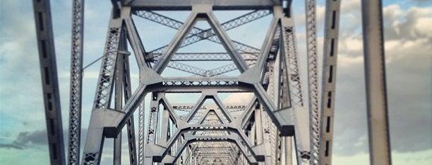 Rip Van Winkle Bridge is one of Places.