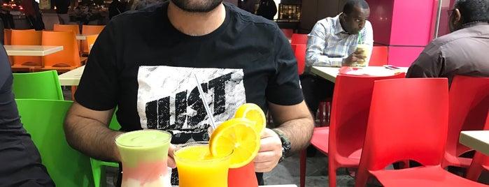 Juice World is one of Lugares favoritos de Serkan.