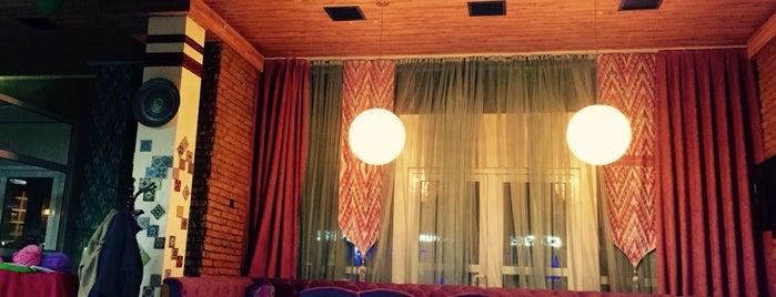 Ресторан Бухара is one of Serkanさんの保存済みスポット.