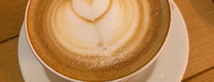 RUH coffee shops
