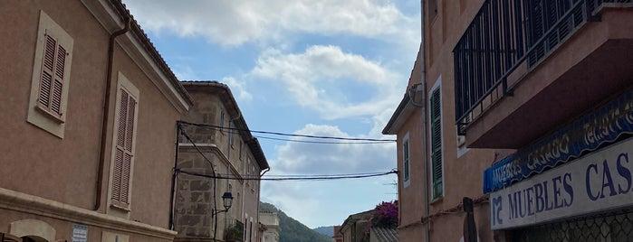 Andratx is one of Mallorca.