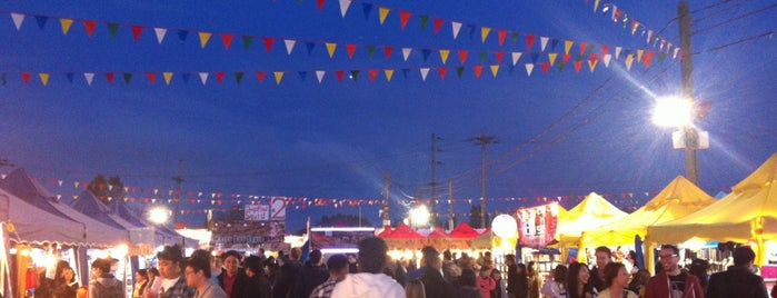 Richmond Night Market is one of Gespeicherte Orte von Joshua.