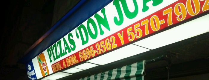 Pizzas Don Juan is one of Ñam.