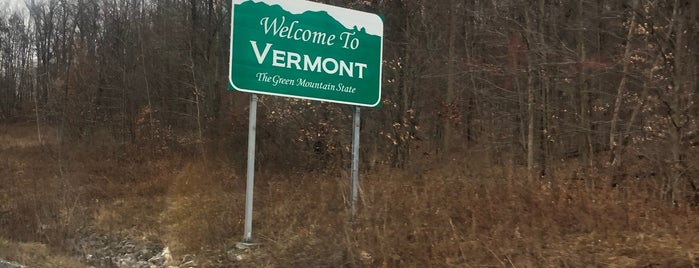Welcome To Vermont is one of NE road trip.