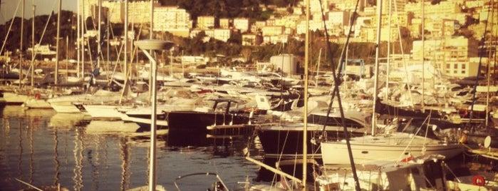 Le Quai des Princes Cap d'Ail Residence Monte Carlo is one of Pedro 님이 좋아한 장소.