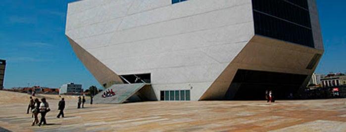 Casa da Música is one of 建築マップ ヨーロッパ.