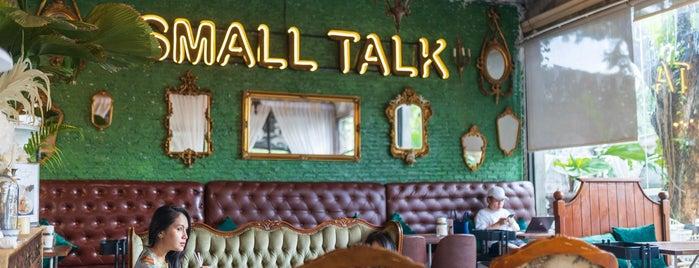Small Talk is one of Posti salvati di patrick.