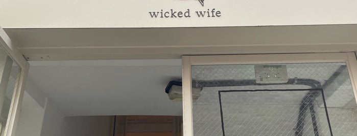 Wicked wife is one of Wine shops.