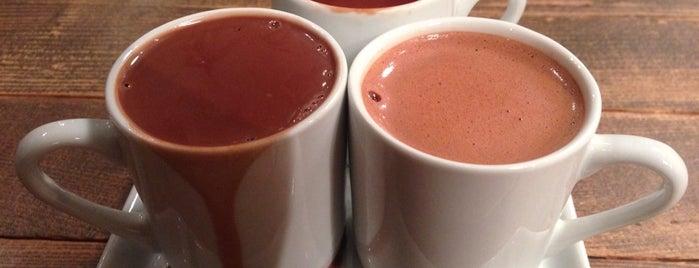 Cacao Drink Chocolate is one of uwishunu portland.