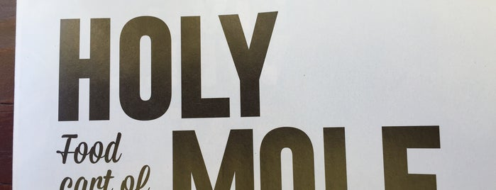 holy mole is one of Portlandia Sept 2014.