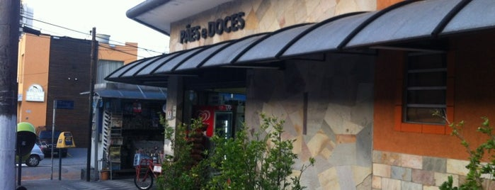 Ibirapuera Pães e Doces is one of Bakeries, Coffee Shops & Breakfast Places.