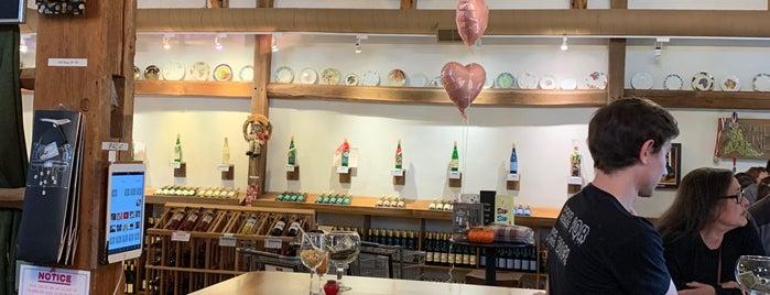 Vynecrest Vineyard & Winery is one of Wineries & Vineyards.
