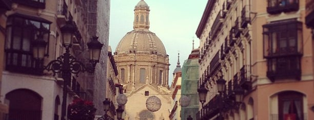 Calle de Alfonso I is one of Tempat yang Disukai David.