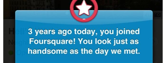 4squareDay Apocalypse is one of Lieux sauvegardés par JULIE.