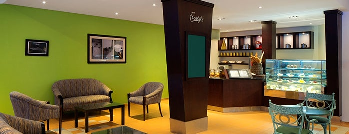 Frosty's Coffee Shop is one of DUBAI.