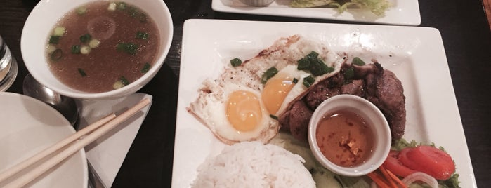Saigon Kitchen is one of R : понравившиеся места.