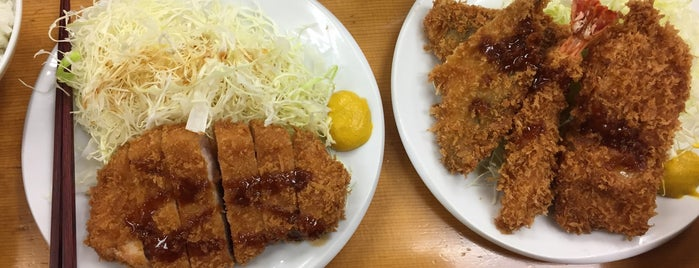Tonkatsu Yamabe is one of Lieux qui ont plu à R.