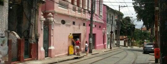 Santa Teresa is one of Rio.
