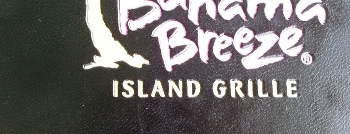 Bahama Breeze is one of Ft Myers.