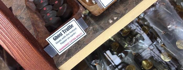 Kauai Chocolate Company is one of Lugares guardados de Bob.