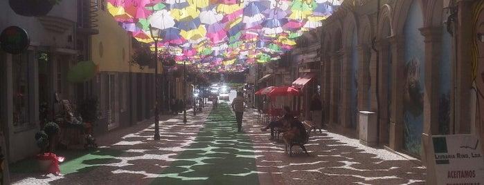 umbrella Sky Project is one of Orte, die Pedro gefallen.