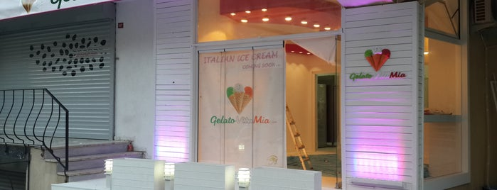 Gelato Vita Mia is one of Dondurmaccı 🍦.