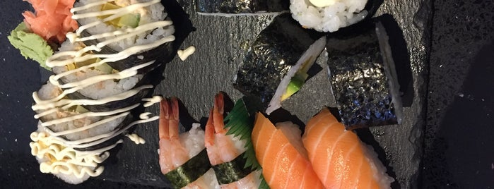 Kito Sushi is one of Liverpool.