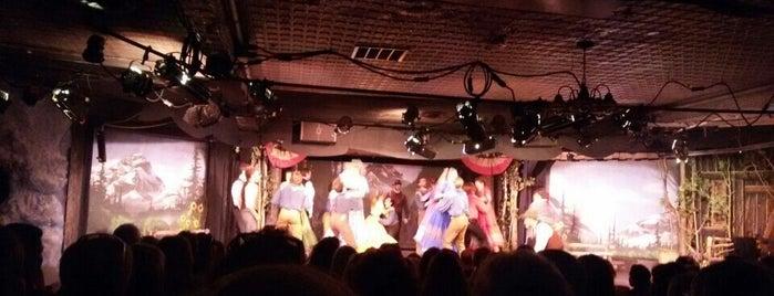 Jackson Hole Playhouse is one of Locais curtidos por Johnnie.