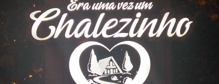 Era uma vez um Chalezinho is one of Tempat yang Disukai Carlos.