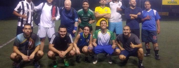 Ville Soccer is one of Posti che sono piaciuti a Carlos.
