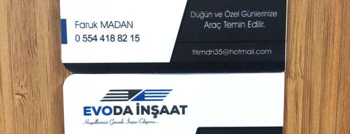 Bayraklı Belediyesi is one of สถานที่ที่ ahmet ถูกใจ.