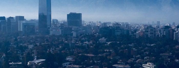 Sky Costanera is one of สถานที่ที่ iHARA ถูกใจ.