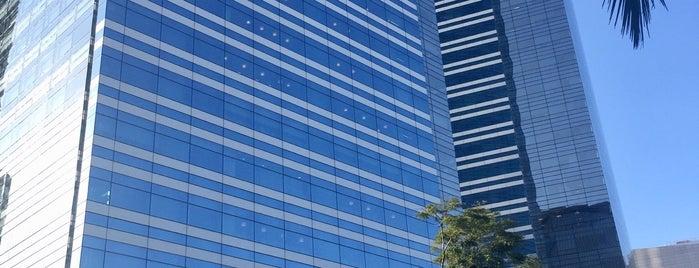 São Paulo Corporate Towers is one of สถานที่ที่ iHARA ถูกใจ.