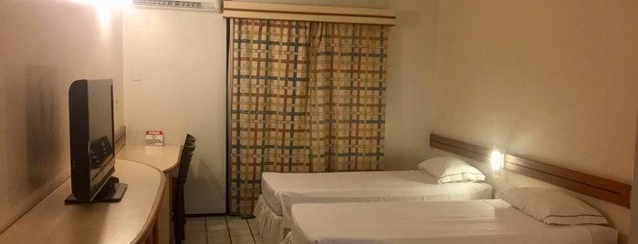 Brisamar Hotel is one of Posti che sono piaciuti a iHARA.