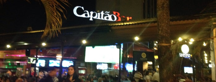 Capitão Bar is one of iHARA'nın Beğendiği Mekanlar.