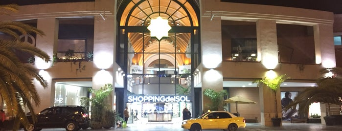 Shopping del Sol is one of สถานที่ที่ iHARA ถูกใจ.