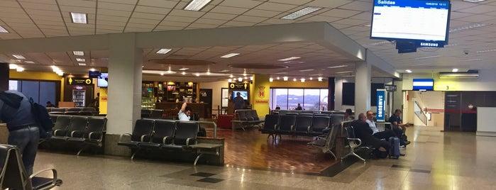 Aeropuerto Internacional Silvio Pettirossi (ASU) is one of สถานที่ที่ iHARA ถูกใจ.