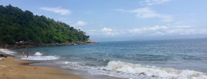 Praia do Jabaquara is one of Posti che sono piaciuti a iHARA.