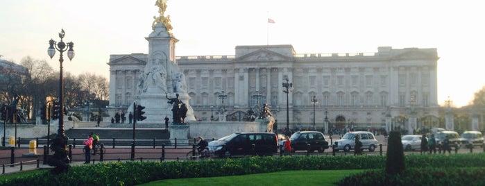 Buckingham Palace Gate is one of iHARA'nın Beğendiği Mekanlar.