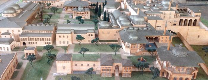 Topkapı Sarayı Müzesi is one of iHARA'nın Beğendiği Mekanlar.