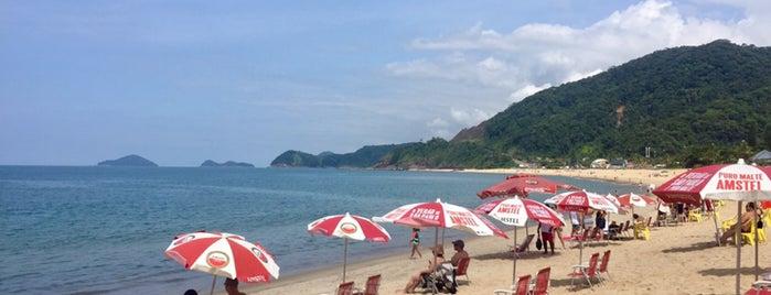 Praia de Boiçucanga is one of iHARA'nın Beğendiği Mekanlar.