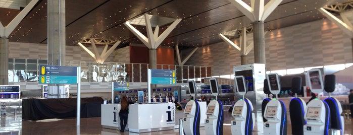 Aeroporto Internacional de Campinas / Viracopos (VCP) is one of iHARA'nın Beğendiği Mekanlar.