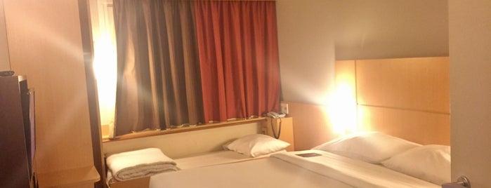 Hotel IBIS Asuncion is one of สถานที่ที่ iHARA ถูกใจ.