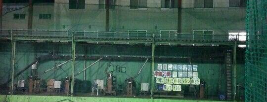 KSCバッティングセンター is one of Posti che sono piaciuti a モリチャン.