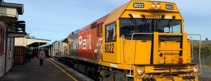 Kaikoura Railway Station is one of Australia and New Zealand.