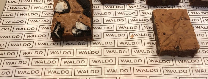Waldo is one of Amsterdam.