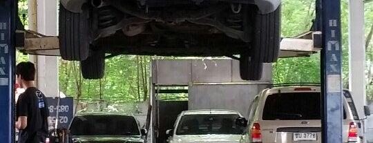 NV Auto Service is one of Orte, die Talerngsak gefallen.