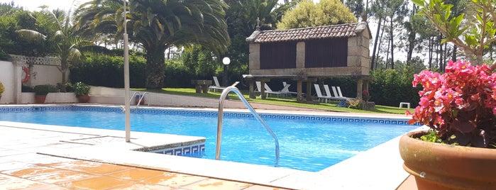 Hotel Spa Atlantico is one of Carlos'un Beğendiği Mekanlar.